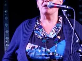 Janine Booth, Attila the Stockbroker, Edinburgh